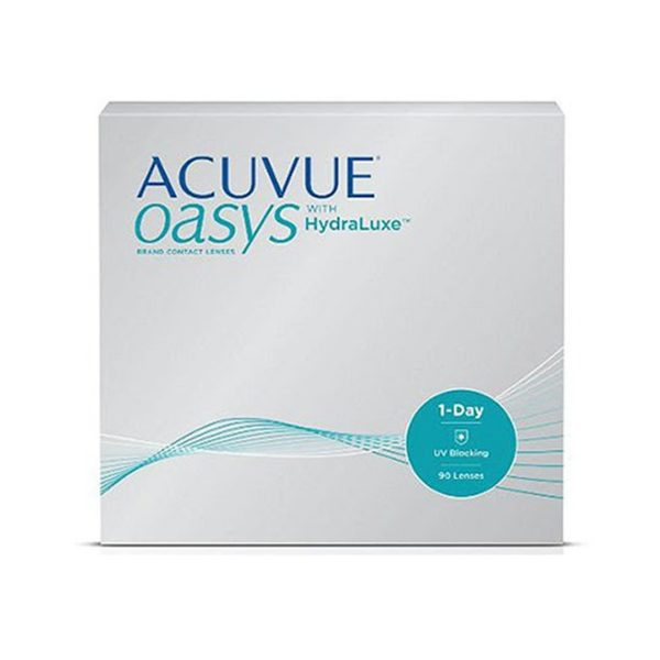 Acuvue Oasys HydraLuxe (3 Months)