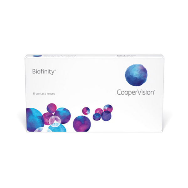 CooperVision Biofinity (6 Months)