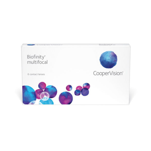 CooperVision Biofinity Multifocal (6 Months)