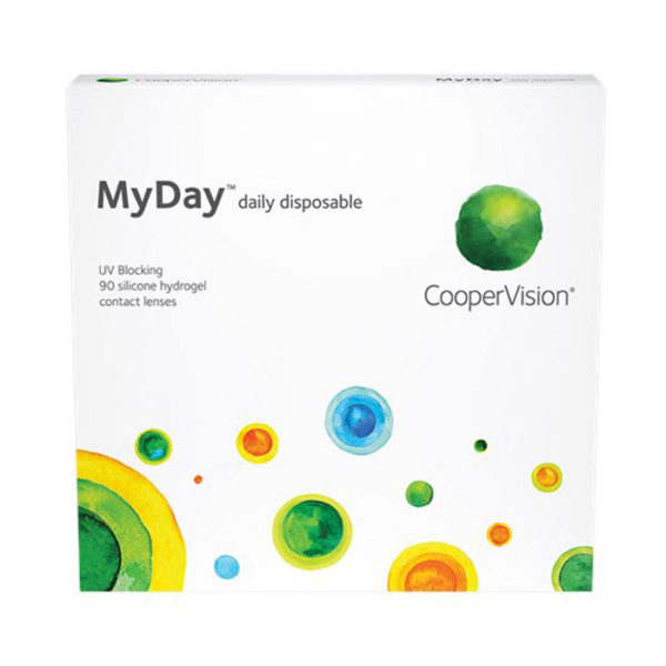 CooperVision Myday 1 Day (3 Months)