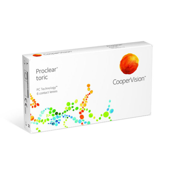 CooperVision Proclear Toric (6 Months)